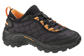 <b>MERRELL 61391 (ICE CAP MOC II)</b> <br><br> ������� �������<br>- �����������: Waterproof/Combination Lasted (-15C)<br>- ����: ����������� ������ <br>- �������: 7...15<br> <br>��������� >>